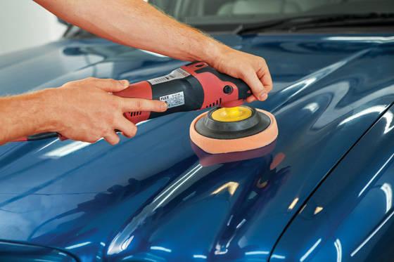 Услуга полировка кузова автомобиля
