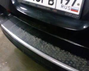 Удаление вмятин без покраски Москва